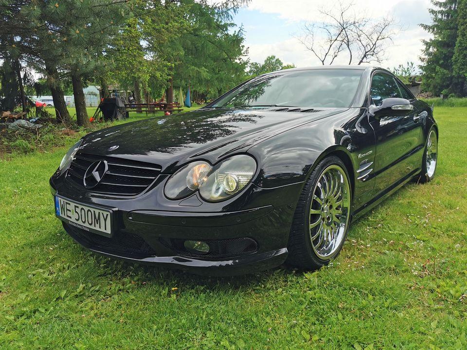 SL – R230 55AMG 2002 – 118900PLN – Warszawa