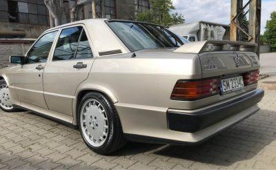 Mercedes 190e 2.3 16V Cosworth Giełda Mercedesów