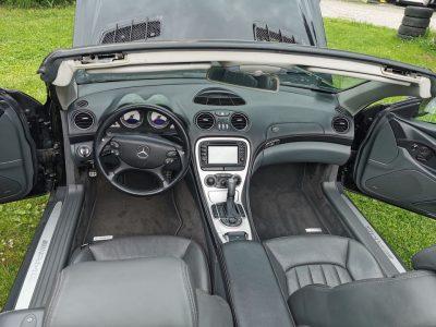Mercedes R230 55AMG Giełda Mercedesów
