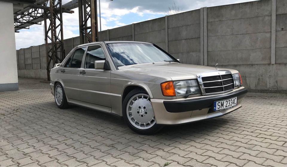 Klasa C – W201 190e 2.3 16V Cosworth 1985 – 90000PLN – Radomsko