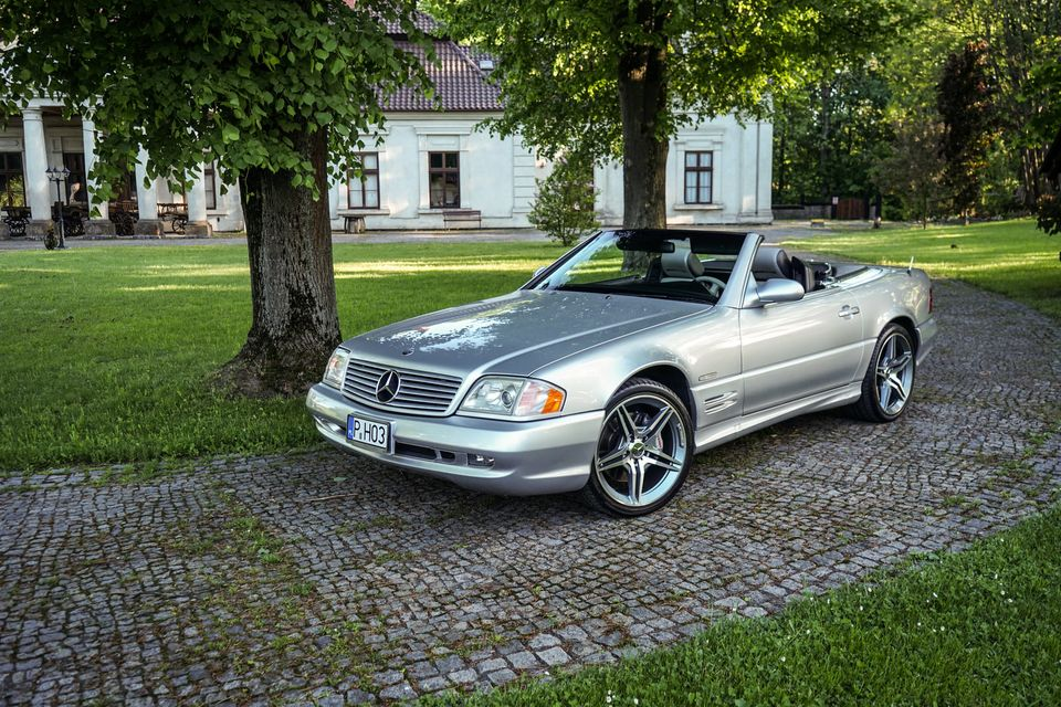 SL – R129 500 Silver Arrow 2001 – 106000PLN – Grybów