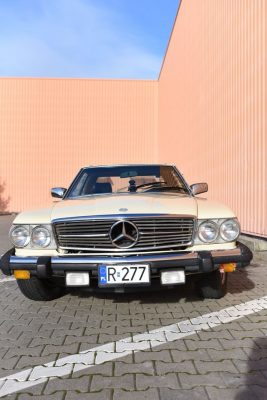 Mercedes R107 450SL Giełda Mercedesów