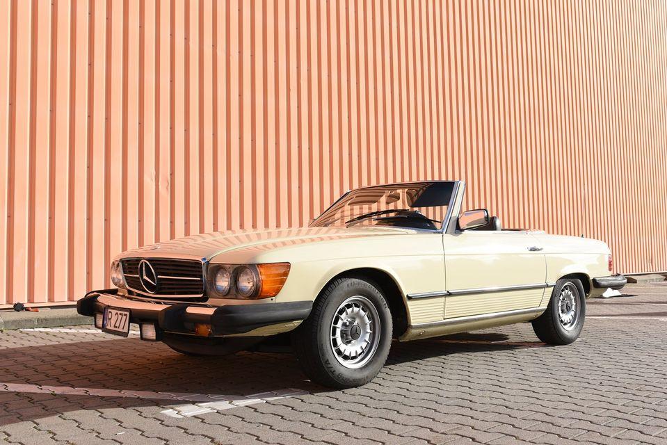 SL – R107 450SL 1980 – 57240PLN – Rzeszów