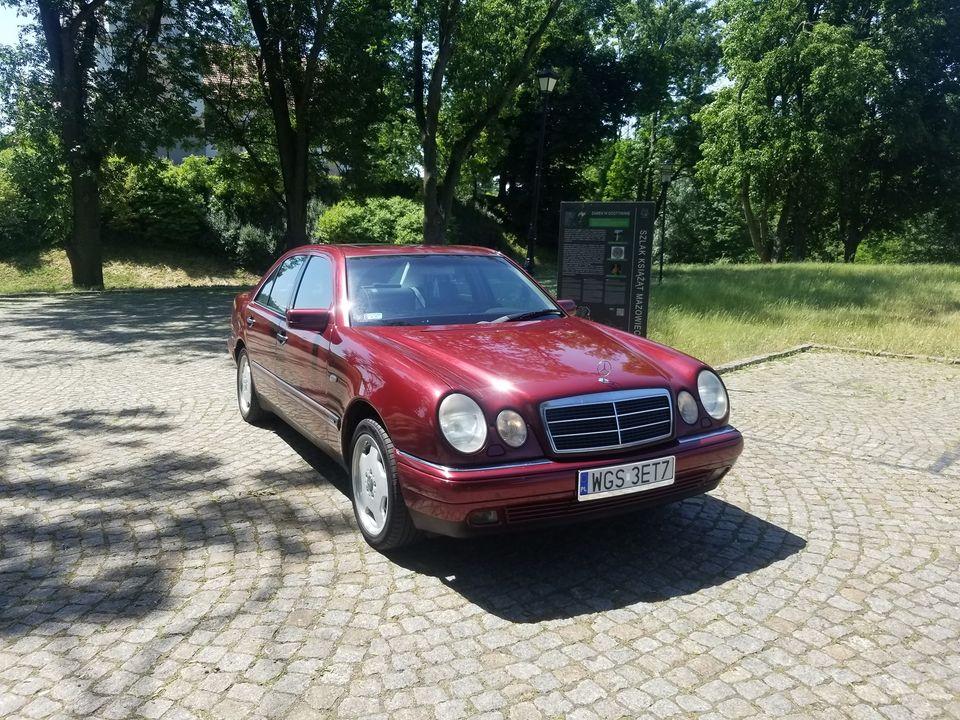 Klasa E – W210 E430 1998 – 17000PLN – Gostynin